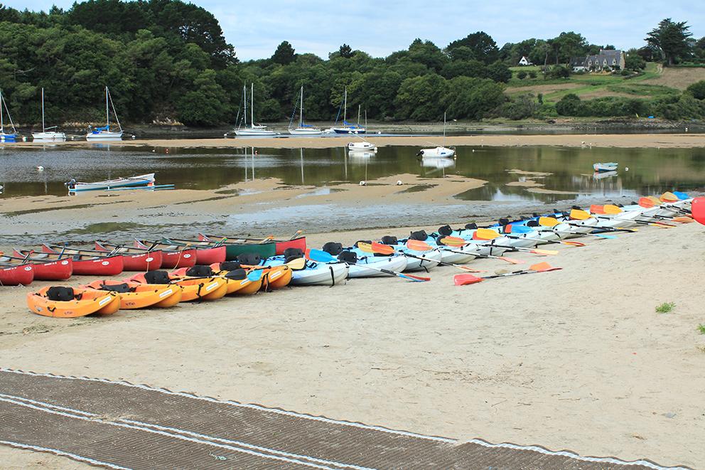 Location kayak différents modèles